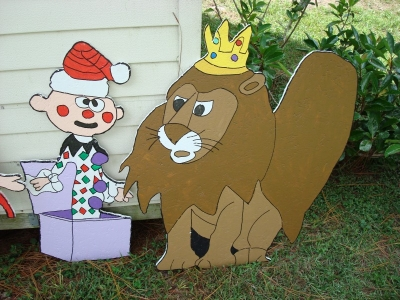 Charlie & Moonracer (Rudolph)