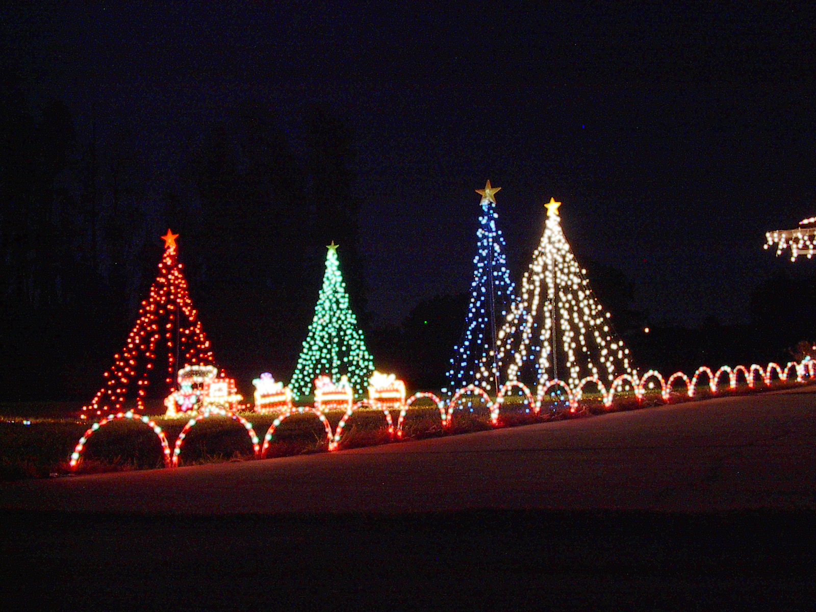Land O Lights My Christmas Light Display In Land O Lakes