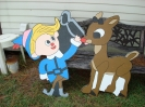 New Cut Outs :: Hermie & Rudolph (Rudolph)