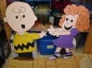 New Cut Outs :: Charlie Brown & Frieda (A Charlie Brown Christmas)