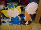 New Cut Outs :: Sally & Boy 1 (A Charlie Brown Christmas)