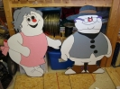 New Cut Outs :: Crystal & Parson Brown (Frosty the Snowman/Frosty Returns)