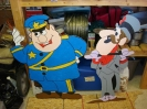 Traffic Cop & Professor Hinkle (Frosty the Snowman/Frosty Returns)